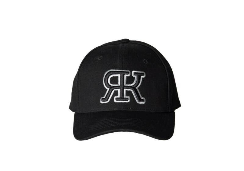 ROKA Original - Full Logo cap - Black/ Silver