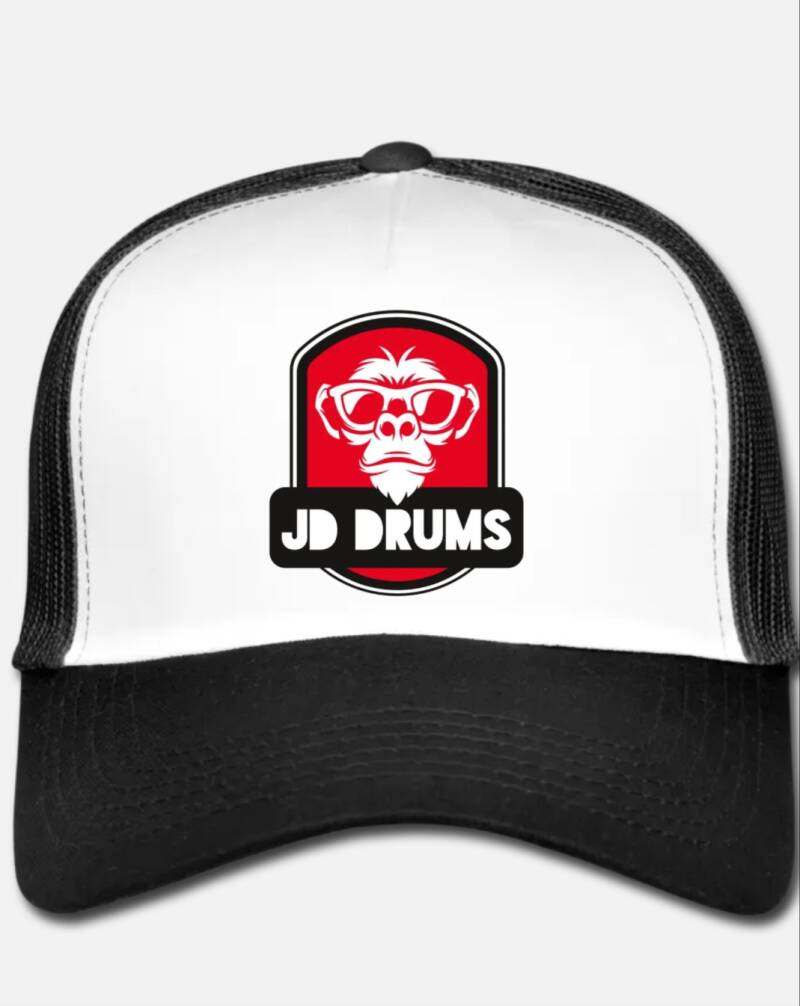 Trucker cap JD Drums