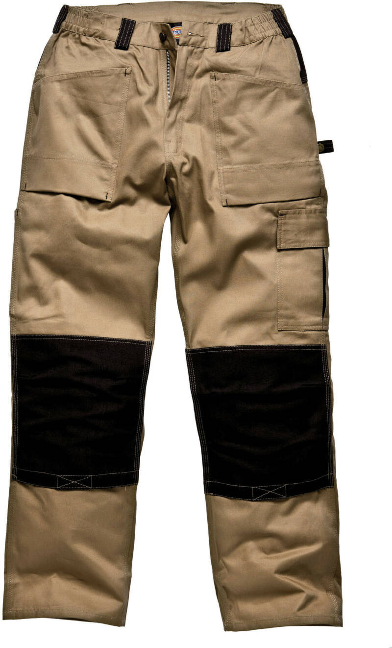 Grafter Duo Tone 290 Trousers KHAKI 100 % KATOEN