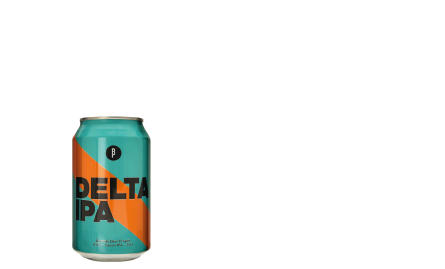 Delta < Brussels Beer Project (BE) = IPA 6,5%