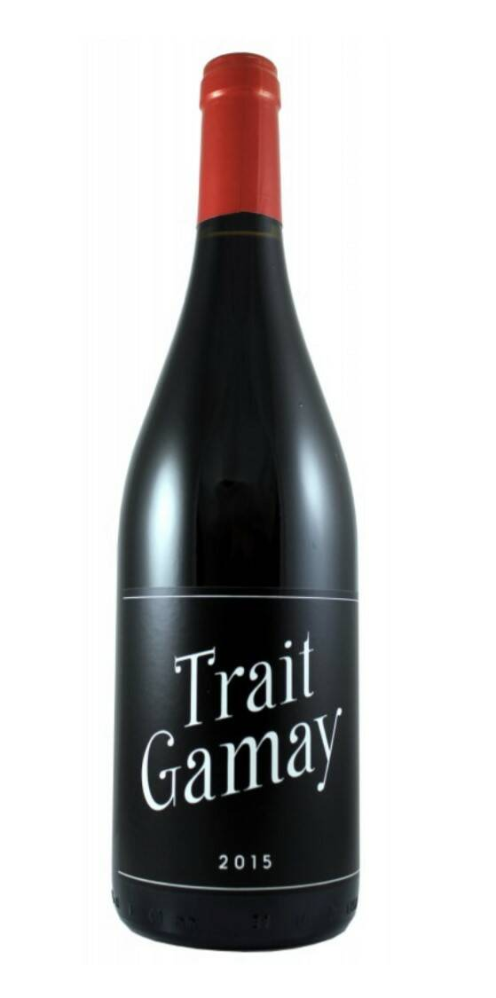 Trait Gamay 2017 - Gamay