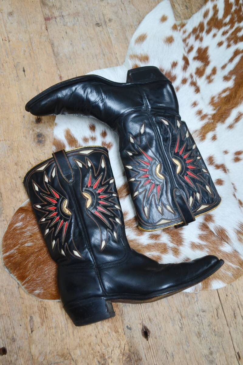 60s Acme western boots