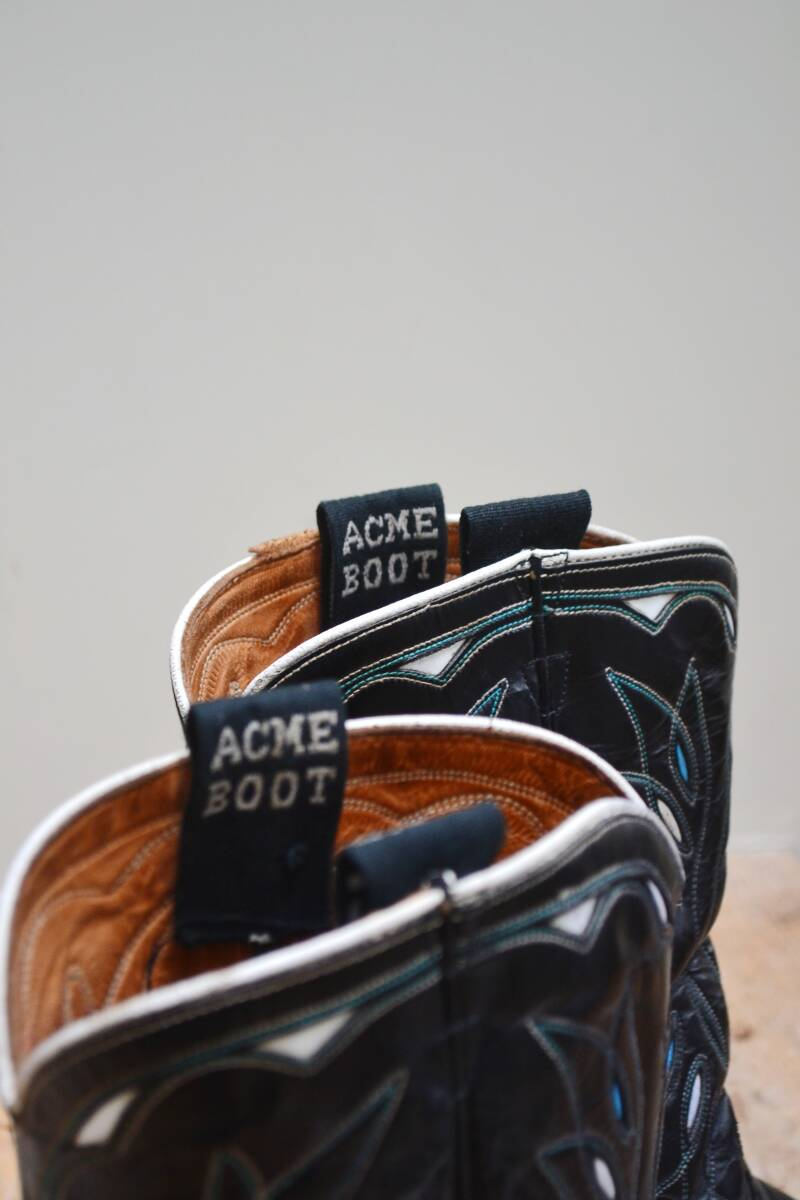 50s Acme Boots
