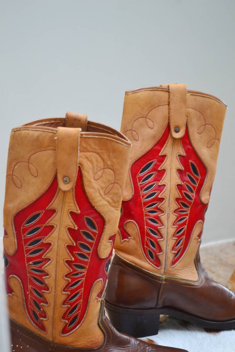 Eagle western boots