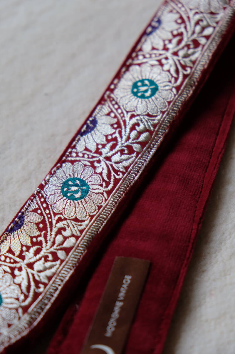 embroidered belt #7