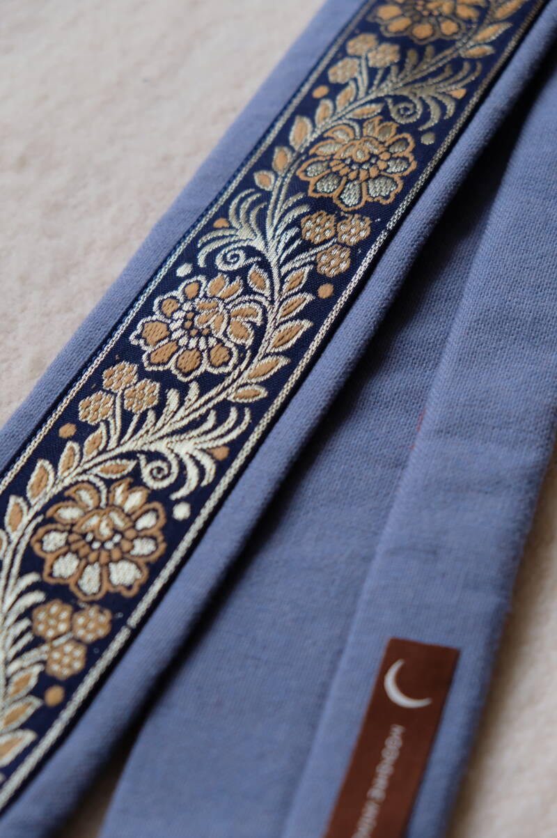 embroidered belt #21