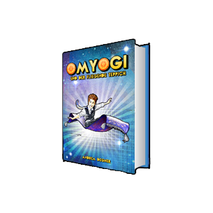 Buch: OmYogi and the Flying Carpet