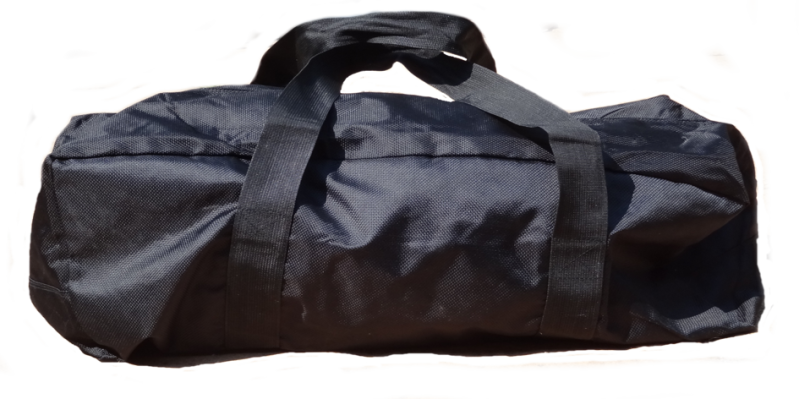 Carrying bag for stainless steel trolley