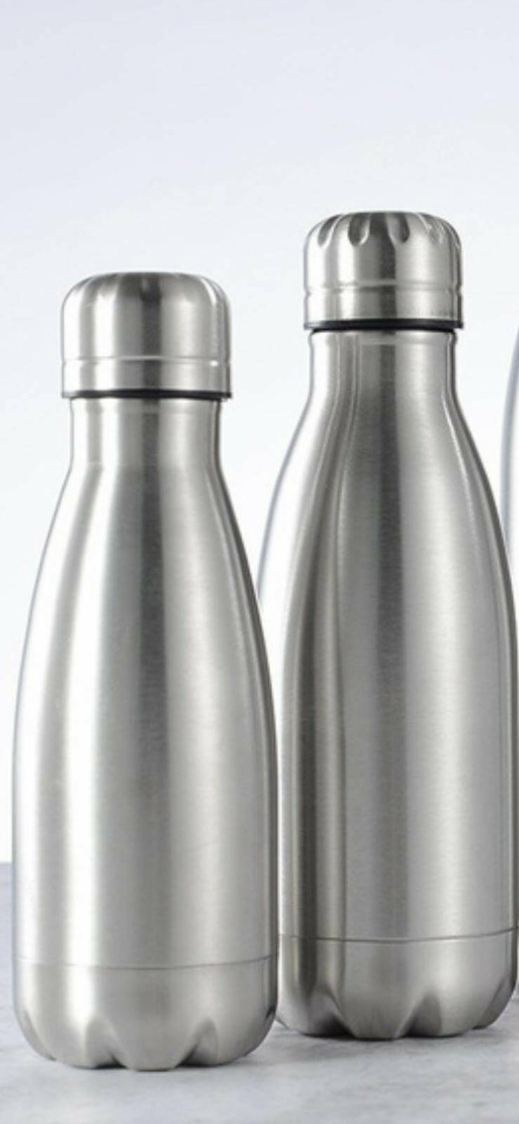 Stainless steel drinking bottle 500ML