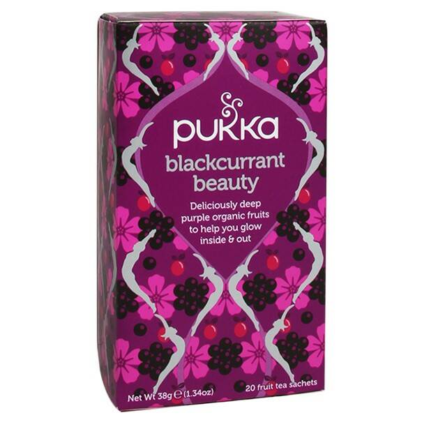 Pukka Blackcurrant
