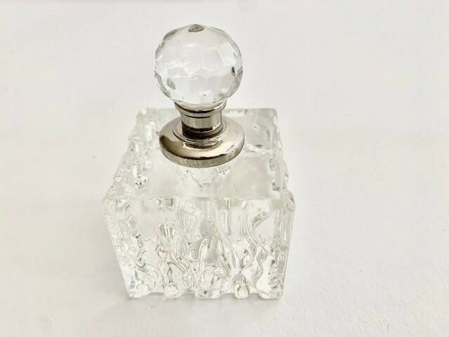 Perfume bottle square