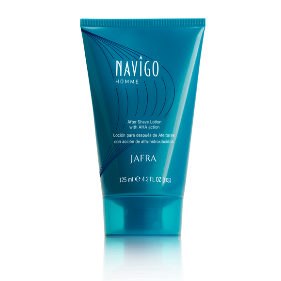 Navigo Homme After Shave Lotion with AHA action