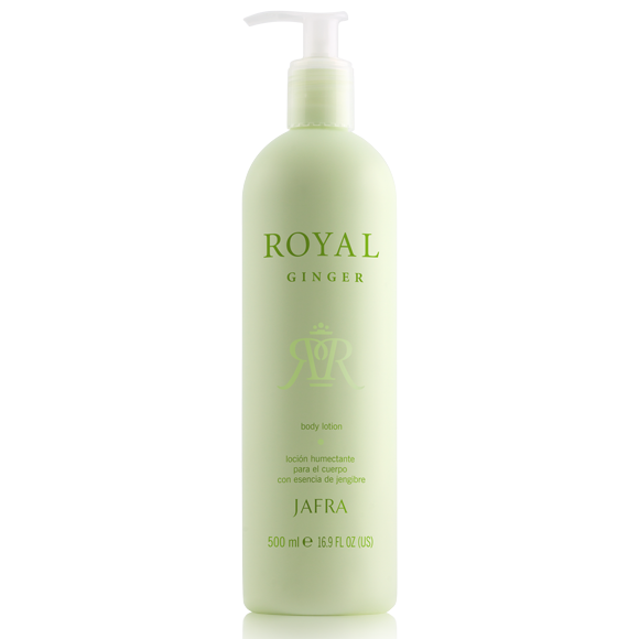 Royal Ginger Body Lotion