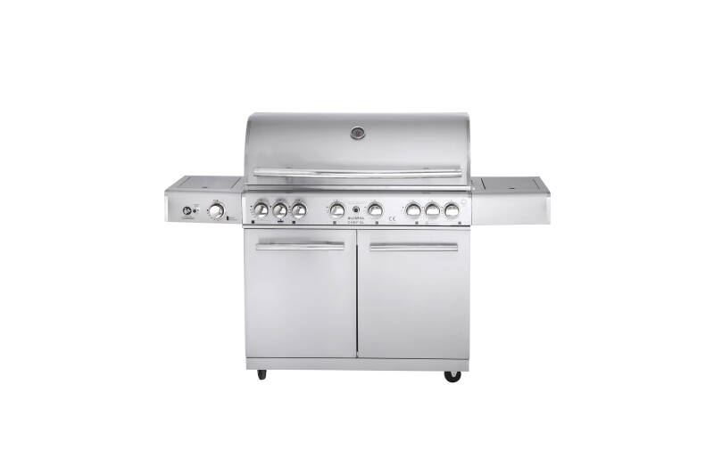 TOP-LINE - ALL'GRILL CHEF XL mit Airsystem, Edelstahl