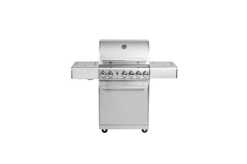 TOP-LINE - ALL'GRILL CHEF M mit Airsystem, Edelstahl