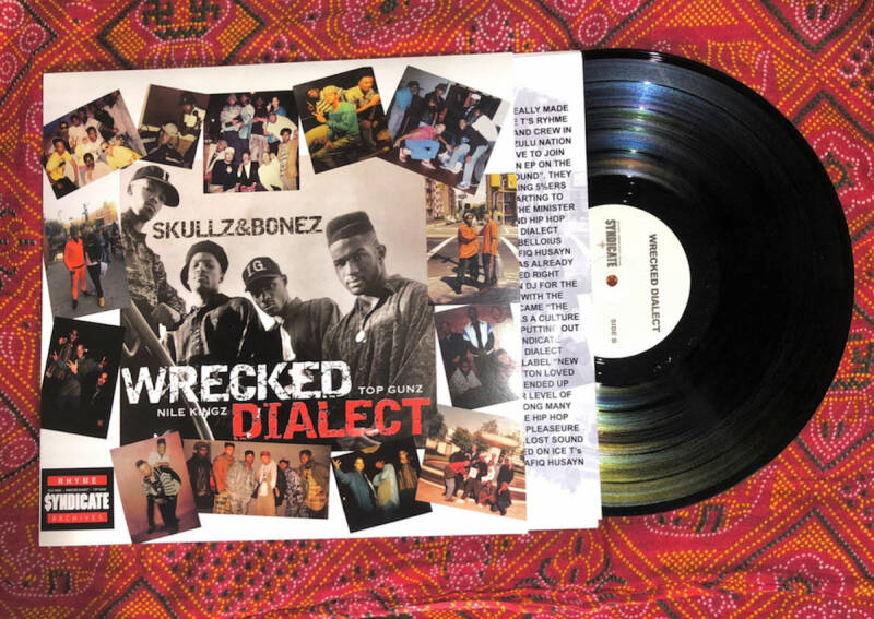 Wrecked Dialect - Skullz & Bonez LP