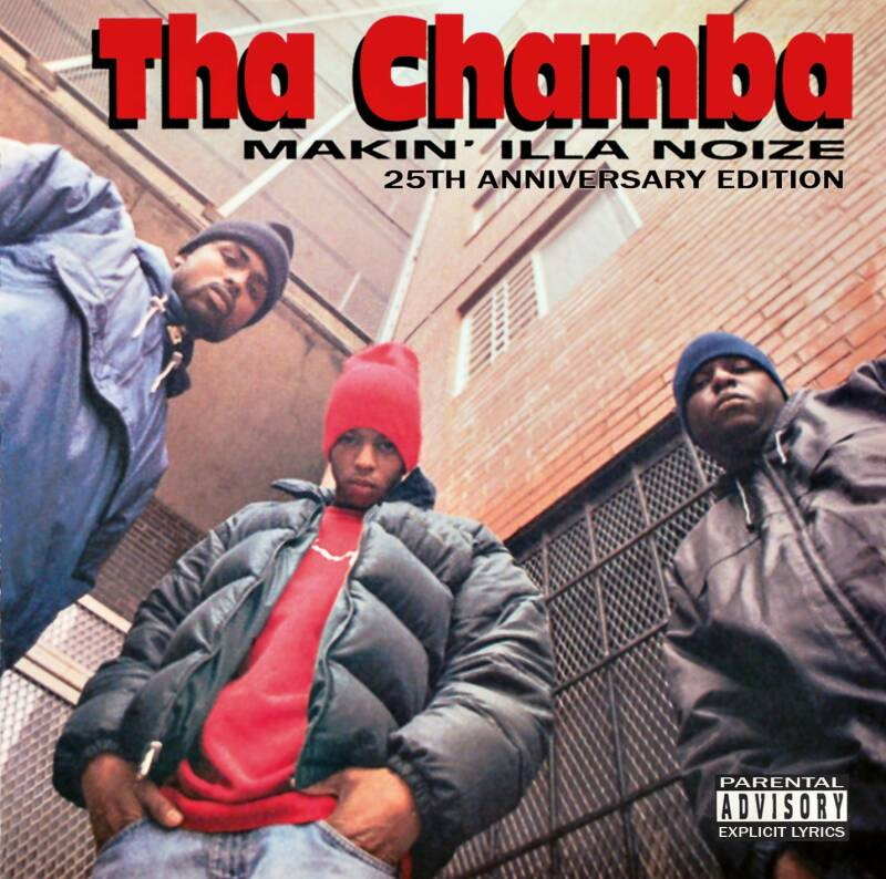 HHE035 / THA CHAMBA - MAKIN' ILLA NOIZE (25TH ANNIVERSARY EDITION) CD