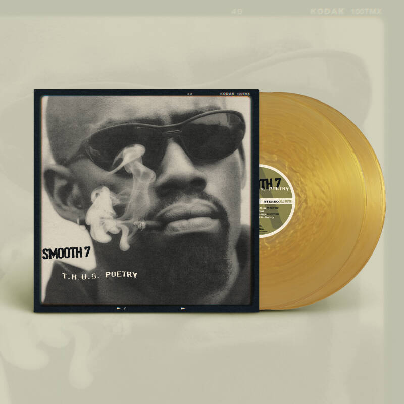 SWE010 / Smooth 7 - T.H.U.G. Poetry 2xLP