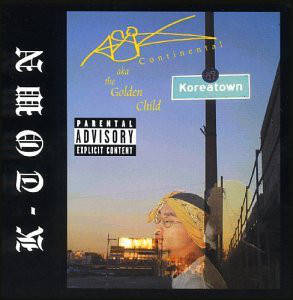 ASIA Continental AKA The Golden Child – K-Town CD