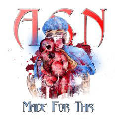 ASN ‎– Made For This CD