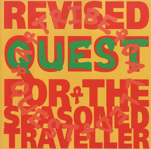 A Tribe Called Quest – Revised Quest For The Seasoned Traveller CD