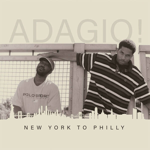 Adagio! ‎– New York To Philly CD