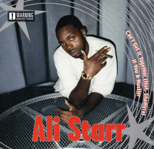 Ali Starr ‎– Can't Get It Together CD