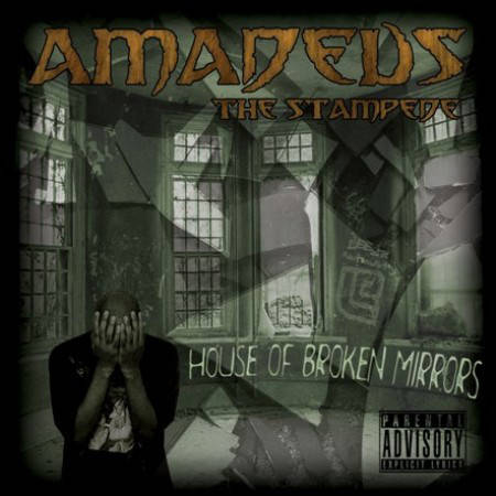 Amadeus The Stampede ‎– House Of Broken Mirrors CD