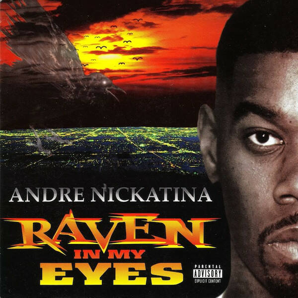 Andre Nickatina ‎– Raven In My Eyes CD