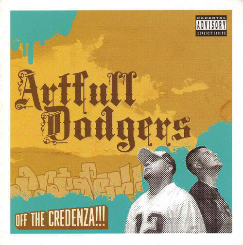 Artfull Dodgers ‎– Off The Credenza!!! CD