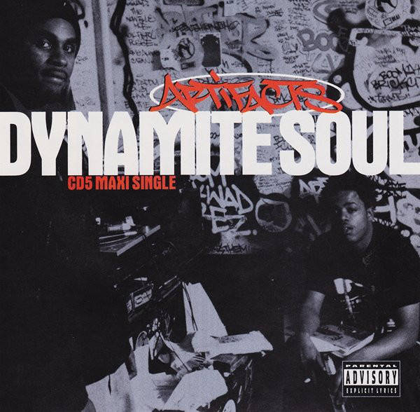 Artifacts ‎– Dynamite Soul CD