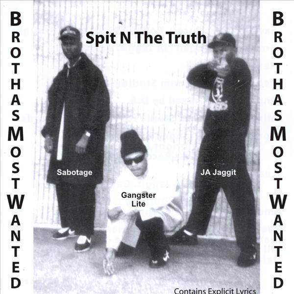 B.M.W. ‎– Spit N The Truth EP CD