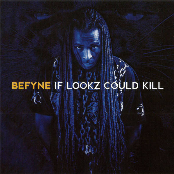 BeFyne ‎– If Lookz Could Kill CD