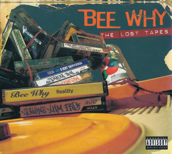 Bee Why – The Lost Tapes CD