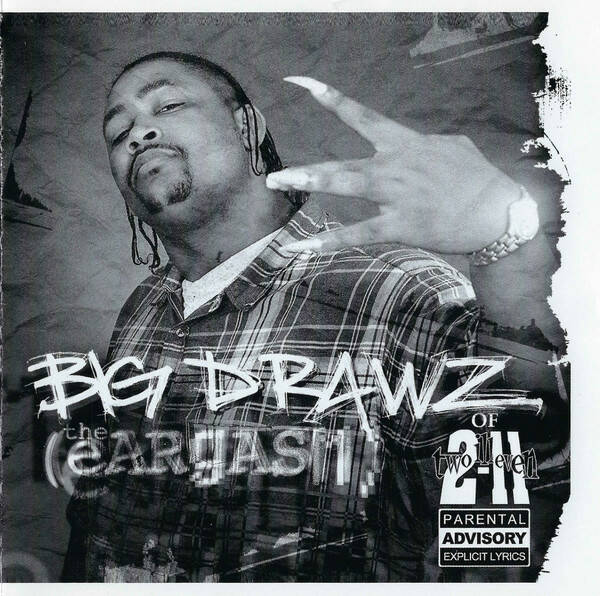 Big Drawz of Two-Illeven – The Eargasm CD (OG COPIES)