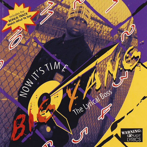 Big Yang – Now It's Time CD