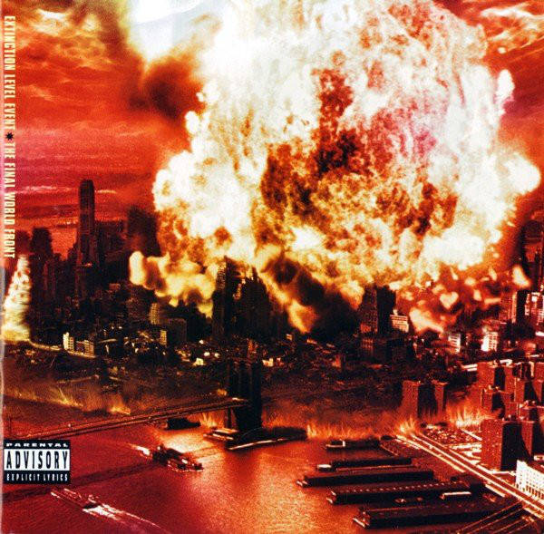 Busta Rhymes ‎– Extinction Level Event - The Final World Front CD