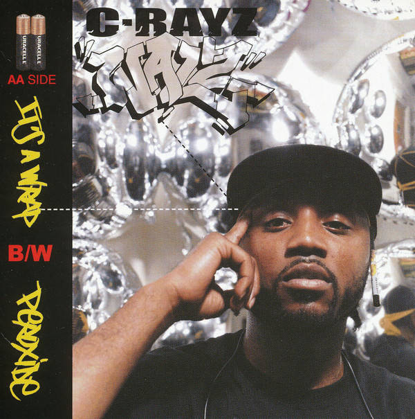C-Rayz Walz ‎– It's A Wrap CD