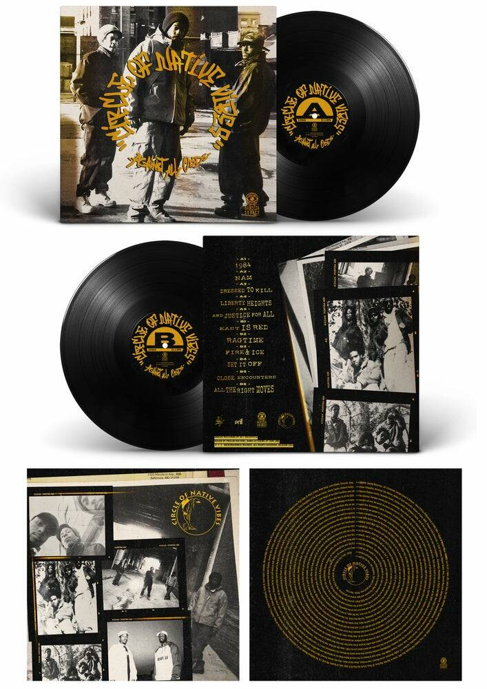 Circle Of Native Vibes - Against All Odds LP