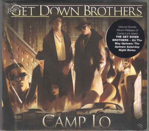 Camp Lo ‎– The Get Down Brothers / On The Way Uptown: The Uptown Saturday Night Demo CD