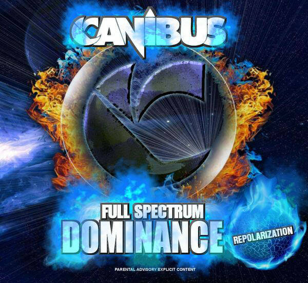 Canibus ‎– Full Spectrum Dominance Repolarization CD
