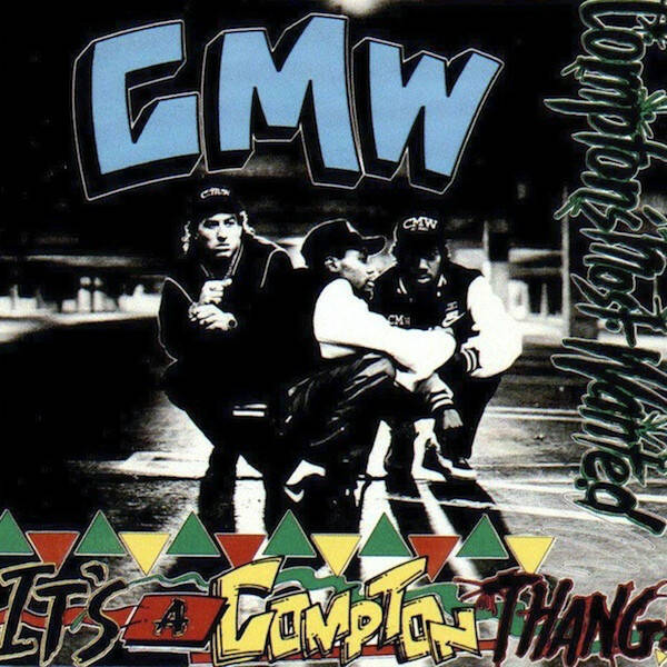 Compton's Most Wanted ‎– It's A Compton Thang CD