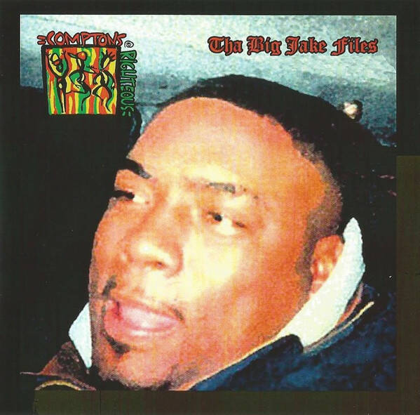 Compton's Righteous ‎– Tha Big Jake Files CD