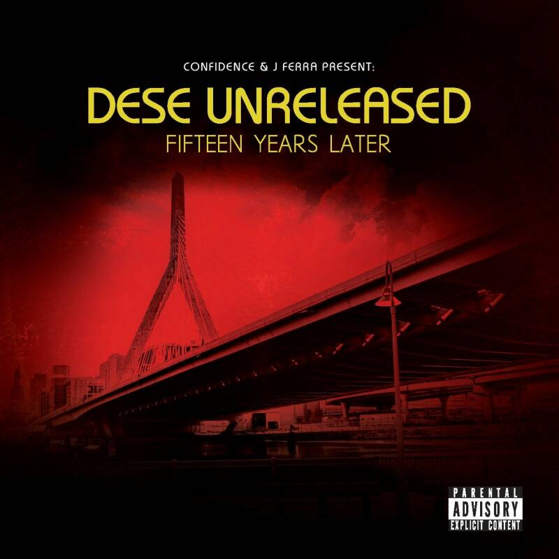 HHE030 / Confidence & J Ferra Present Dese – Unreleased (15 Years Later) CD