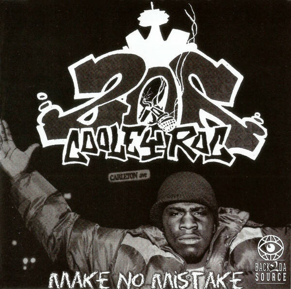 Cooley Roc ‎– Make No Mistake CD