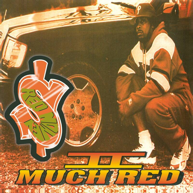 Red Money ‎– II Much Red CD