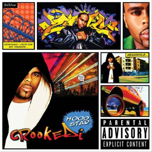 Crooked I ‎– Hood Star CD