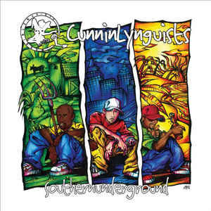 CunninLynguists – Southernunderground  2xCD