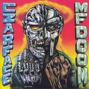 Czarface & MF Doom ‎– Czarface Meets Metal Face CD