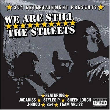 D-Block ‎– We Are Still The Streets CD